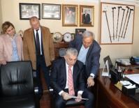 METİN KÜLÜNK - AK Parti Milletvekili Külünk Konferansta Devreklilerle Bir Araya Geldi