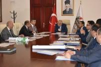 SANAYİ BÖLGELERİ - Alaşehir Tarıma Dayalı İhtisas OSB İçin Ön Çalışma Yapılacak