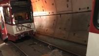DUISBURG - Almanya'da Metro Kazası Açıklaması 35 Yaralı