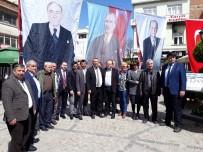 ÖLÜM YILDÖNÜMÜ - Alparslan Türkeş Anısına Lokma Dağıtıldı