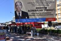 ÖLÜM YILDÖNÜMÜ - Alparslan Türkeş, Vefatının 21. Yılında Nazilli'de Anıldı