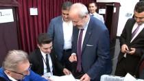 METAL YORGUNLUĞU - ASO'da Seçim Heyecanı