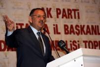 BÖLÜCÜLÜK - Bakan Özhaseki Açıklaması '15 Temmuz'da Katillikleri Ortaya Çıktı, Vahşetleri Ortaya Çıktı'