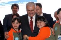 BAKIM MERKEZİ - Başbakan Yıldırım'dan Engelli Vatandaşlara Müjde