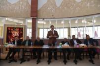 Başkan Asya Mahalle Muhtarları İle Bir Araya Geldi