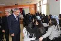 GEBZELI - Başkan Köşker'den Öğrencilere Sınav Desteği