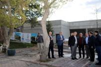 İBRAHIM ŞAHIN - Başkan Palancıoğlu, Endürlük Sosyal Tesisinde İncelemede Bulundu