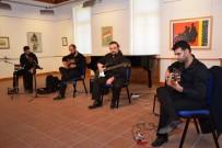 DUMLU - Çağdaş Sanatlar Müzesi'nde 'Flamenko Konseri'