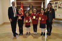 MUHAKEME - En Çok Kütüphane Kullanan Öğrenciler Ödüllendirildi