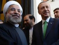 HASAN RUHANİ - Erdoğan-Ruhani görüşmesi sona erdi