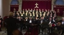 GÜLEK - Ermeni Bestecilerin Eserleri 'Musikimizde Renkler Konseri'nde Seslendirildi