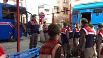 KİMLİK TESPİTİ - FETÖ'nün 'TSK'daki Kripto Yapılanması' Davası