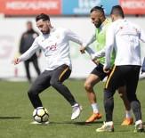 SELÇUK İNAN - Galatasaray'da Gençlerbirliği Maçı Hazırlıkları Sürdü