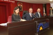 MEHMET BAŞARAN - Gebze Belediyesi Nisan Ayı Meclis Toplantısı Yapıldı