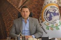 ANKARA TİCARET ODASI - Güven Kuzu, Siirt TSO Seçimlerinde 'Beyaz Pusula' İle Destek İstiyor