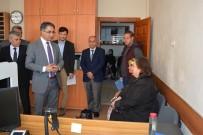 ŞEREF AYDıN - Havran' Da Ehliyet Ve Pasaport İşlemleri Artık Nüfus Müdürlüklerinde