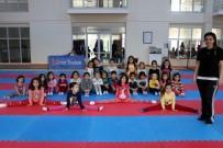 HIPERAKTIF - Jimnastik Çocukların Gelişimini Sağlıyor