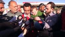 CİLVEGÖZÜ SINIR KAPISI - Kasım Bebek Türkiye'ye Getirildi