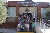 BİLGİ EVLERİ - Kemalpaşa'da Bilgi Evi Sayısı Artıyor
