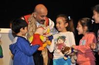 KELOĞLAN - Kent Tiyatrosu'ndan 'Çocuklara Masallar'