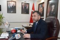 İKTIDAR - Keskin 'Taşeron İşçilerimizin Kadroları Hayırlı Olsun'