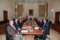 Kırklareli'de 2018 Yılı KÖYDES Tahsisat Komisyon Toplantısı