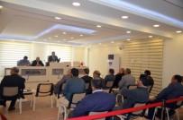 BÜTÇE KOMİSYONU - Komisyon Seçiminde Arbede Çıktı Meclis Üyesinin Parmağı Kırıldı