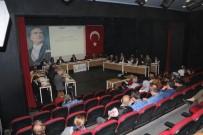 KOMİSYON RAPORU - Kuşadası Belediye Meclisi Nisan Ayı Toplantısında İhtisas Komisyonlarını Seçimleri Yapıldı