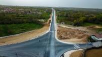YıLDıZTEPE - Kuzey Kuşak Yolunda Çalışmalar Devam Ediyor