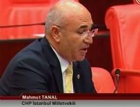 MAHMUT TANAL - Mahmut Tanal o görüntülere açıklama