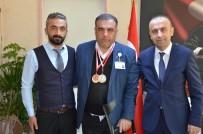 MEHMET KELEŞ - Malatyalı Sporcu Başarıyla Döndü