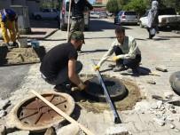 İHBAR HATTI - Manavgat'ta Bin 500 Kanalizasyon Kapağı Elden Geçecek