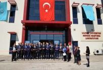 KAZAN DAİRESİ - Merkez Araştırma Laboratuvarı Bilimsel Araştırmaya Güç Katacak