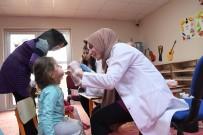 DİŞ FIRÇALAMA - Miniklere Ağız Ve Diş Sağlığı Taraması