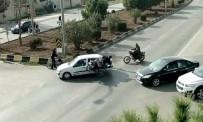 Motosiklet Kazaları MOBESE'ye Yansıdı