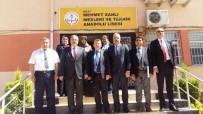 ALI GÜNGÖR - Okul Müdürlerine Performans Yönetimi Ve Değerlendirilmesi Konulu Seminer Düzenlendi