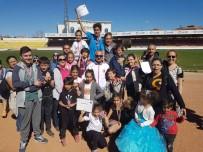 ALI TURAN - Okullararası Modern Pentatlon Yarışları Sona Erdi