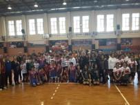 PAMUKÖREN - Okulsporları Yıldızlar Hentbol Müsabakaları Tamamlandı