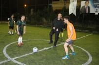 CENTİLMENLİK - Pamukkale'de 7. Futbol Şöleni Başlıyor