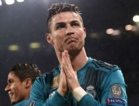 GIANLUIGI BUFFON - Ronaldo rekora doymuyor