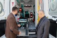 Sağlık Bakanlığından Kırşehir'e Tam Donanımlı Ambulans