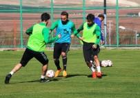 AHMET BULUT - Şanlıurfaspor'da Hazırlıklar Sürüyor
