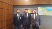 TETKİK HAKİMİ - Sarıcaoğlu Ve Atlı Ankara'da