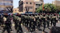 RESMİ TÖREN - Senegal'in Bağımsızlığının 58. Yıl Dönümü Kutlandı