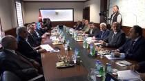 ABDULLAH AĞRALı - 'Tahminimiz 300 Binden Fazla Suriyeli Kardeşimizin Dönmesi'