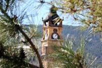 Tarihi Saat Kulesi Yorgun Düştü