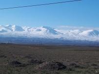 Tekelti Dağı'na Kar Yağdı