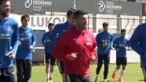 JAN DURICA - Trabzonspor'da Kayserispor Maçı Hazırlıkları