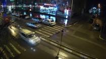 ASKERLİK ŞUBESİ - Trafik Kazaları MOBESE Kameralarınca Görüntülendi
