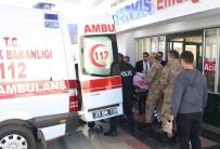 Tunceli'de Hain Tuzak Açıklaması 1 Asker Yaralı